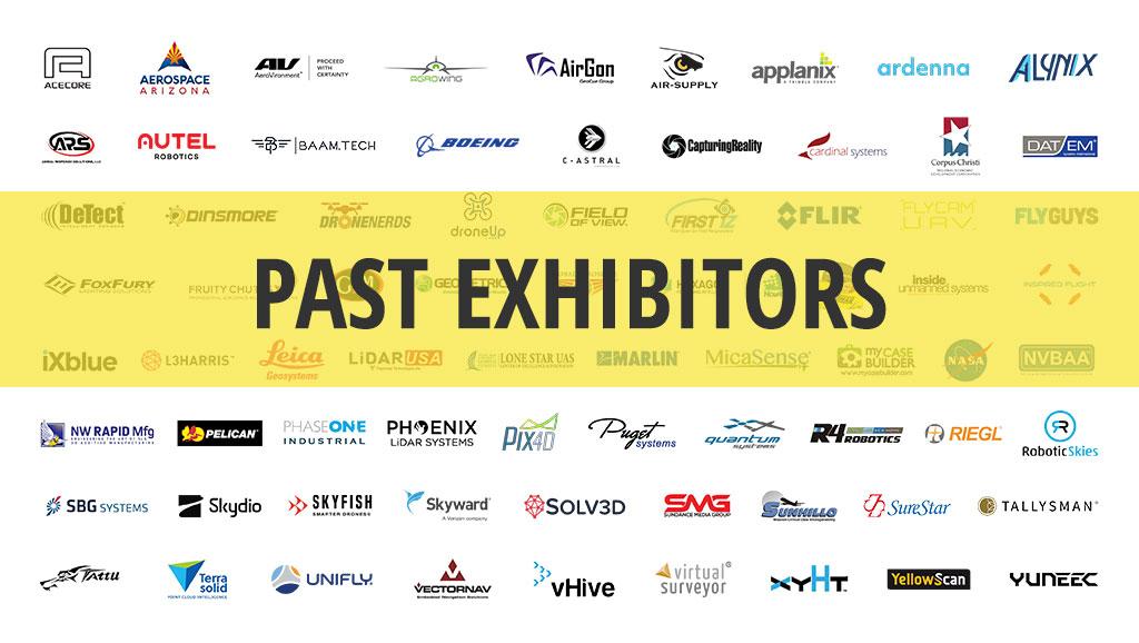 Past Exhibitors